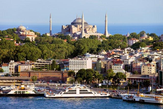 Le tourisme en Turquie