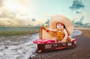 Son Bretagne Avec Voyage Voiture Vers La En Comment Bébé Réussir uwXZiOPTk